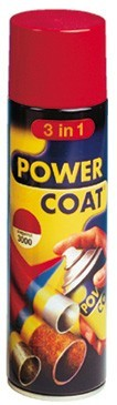 Spraymaling Powercoat 3 in 1