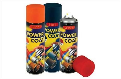SpraymalingPowercoat Decor