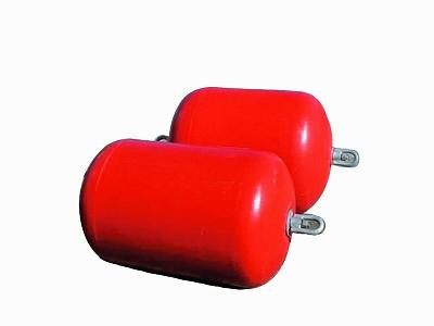 Sylindrisk bøyeCB 1800, oppdrift 1800 kg