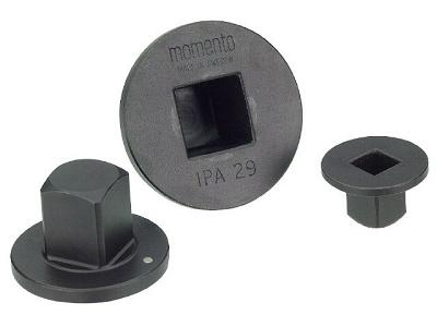 Overgangovergangsadapter for kraftpiper. IPA29- kraft 3/4